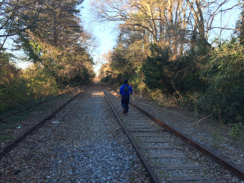 Run The Atl tracks